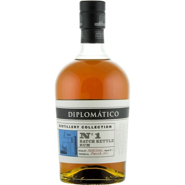 Rhum Venezuela Diplomatico Distillerie Collection Batch Kettle 47% 70cl
