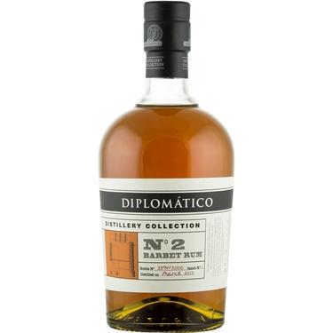 Rhum Venezuela Diplomatico Distillerie Collection Barbet Column 47% 70cl