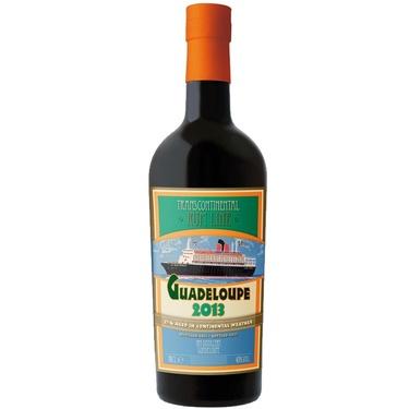 Rhum De Melasse Guadeloupe 2013 Transcontinental Rum Line 43% 70cl