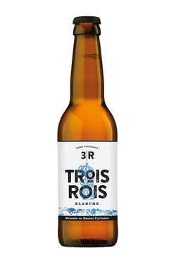 Biere France Basses Pyrenees 3 Rois Blanche 0.33 5%