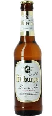 Biere Allemande Bitburger Premium Pils 0.33 4,8%