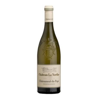 Chateauneuf Du Pape Blanc Chateau La Nerthe 2016 Bio