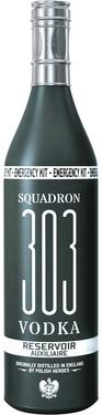 Vodka Angleterre Squadron Reservoir Auxilaire 40% 70cl