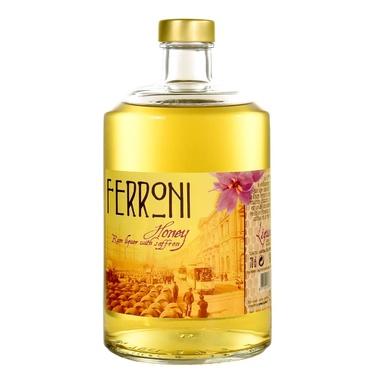 Liqueur Au Rhum & Miel De Provence Ferroni Honey Rhum 37.5% 70cl