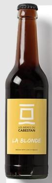 Bières Du Cabestan Blonde 33cl