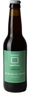 Bières Du Cabestan Blanche-brune 33cl