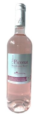 Château Piconat Bordeaux Rosé