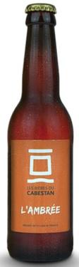 Bière Cabestan Ambrée 0.75l