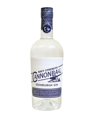Edimbourg Gin Canon Ball