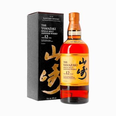 Whisky Japon Yamazaki 12 Ans 43% 70cl