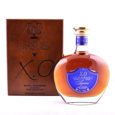 Cognac Xo Martinaud Grande Champagne 1955 56 57 Coffret