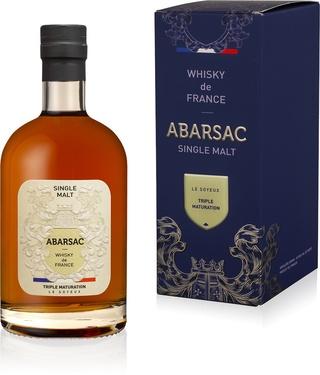 Whisky Francais Single Malt Le Soyeux Abarsac 40% 70cl