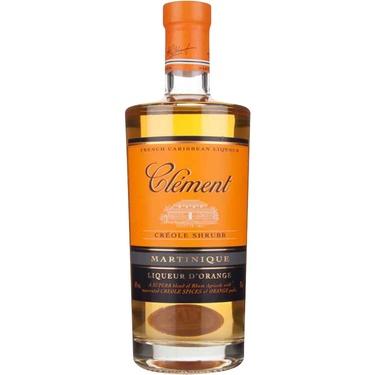 Schrubb Creole Liqueur D'orange Clement 40% 70cl