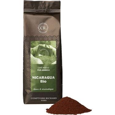 Cafe Moulu Bio Nicaragua Comptoirs Richard 250g