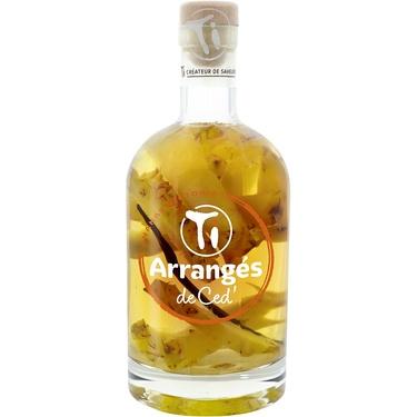 Punch Au Rhum Arranges De Ced' Ananas Victoria 32% 70cl